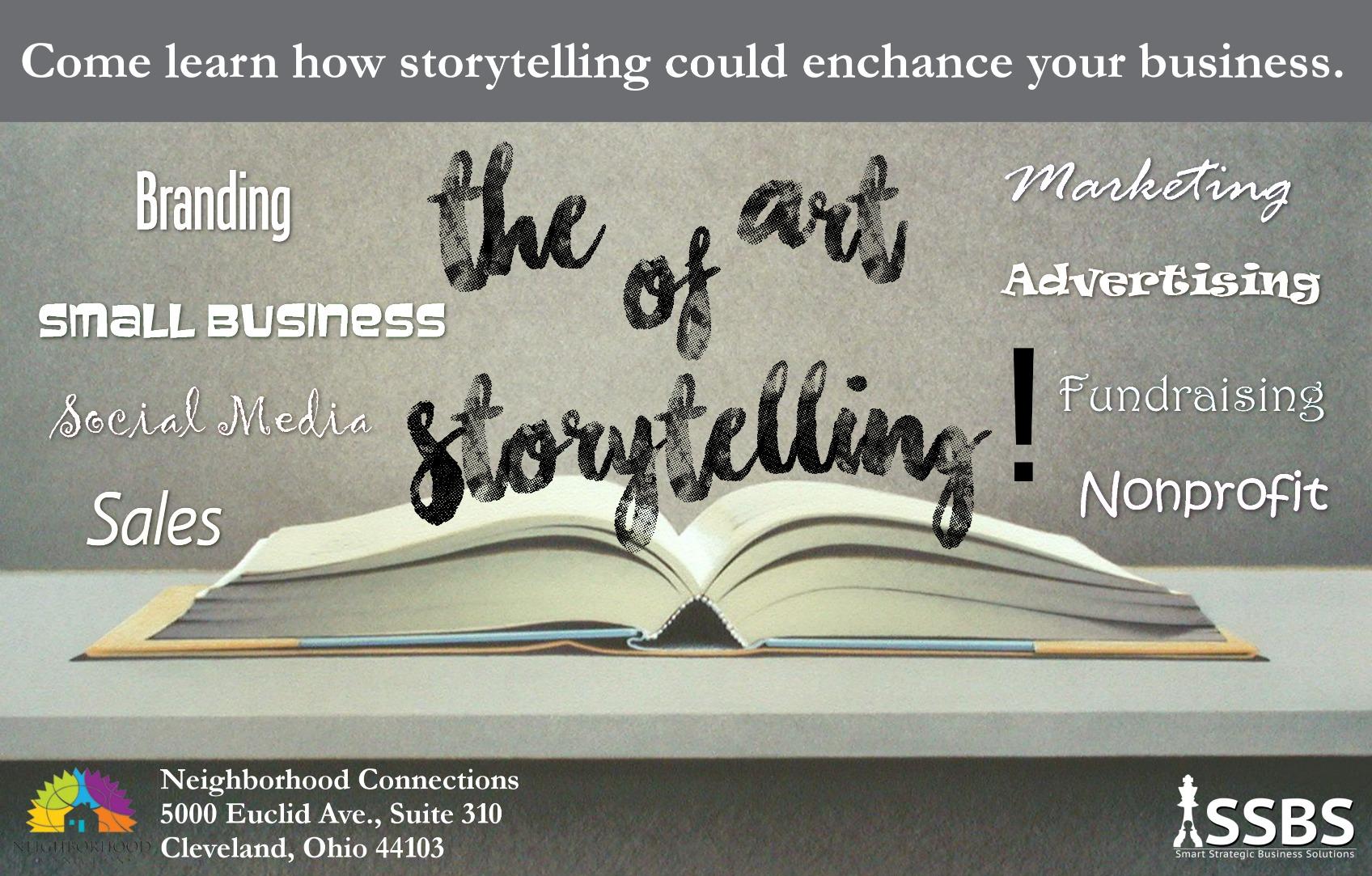 The Art of Storytelling resized